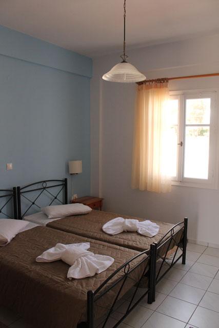 Δωμάτιο Νο1 (δίκλινο)